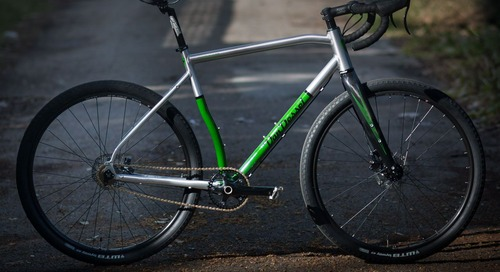 In Review: Van Dessel's Country Road Bob Singlespeed Cyclocross / Gravel Bike is Back