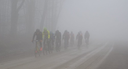Andrews, Sheffield Win Star-Studded Foggy Ossian Gravel Grinder in New York – Results