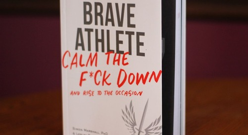 Book Review: The Brave Athlete Helps Athletes Calm Down and Rise to the Occasion