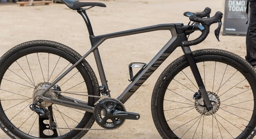 Go On a Gravel Quest with the Canyon Grail CF – 2018 Sea Otter