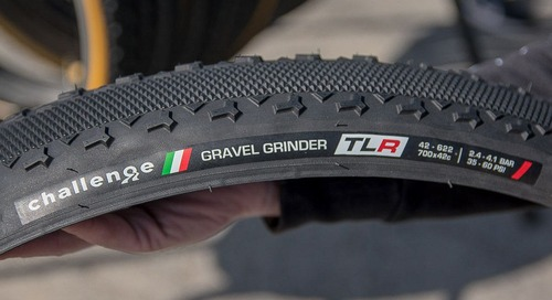 Challenge Goes Tubeless for Gravel, Adds More Volume to Gravel Tubulars – 2018 Sea Otter