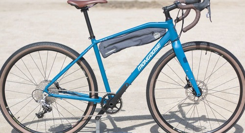 Mongoose Takes a More Relaxed Approach to Gravel with the 2019 Guide Expert – 2018 Sea Otter