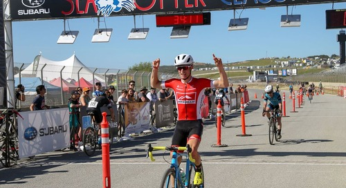 Photo Gallery: California Podium Dreamin' at the 2018 Sea Otter Classic Cyclocross Race