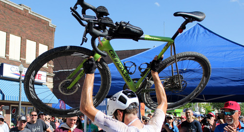 SuperX2: Kaitie Keough and Ted King's Dirty-Kanza-Winning Cannondale SuperX Gravel Bikes