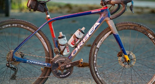 Gravel Bike: Katerina Nash Finds an Old Friend in the Orbea Terra