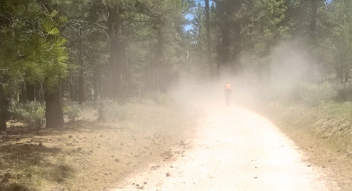 Tragedy Strikes the Lost and Found Gravel Race – Updated
