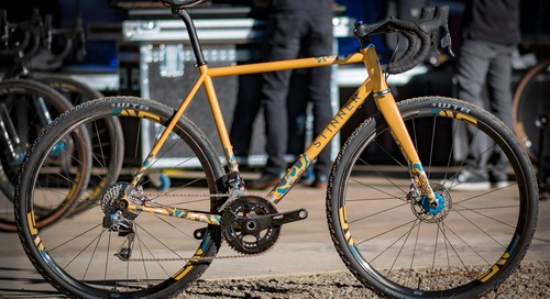 Builders for Builders Trail Stewardship Raffle: Steel Stinner Refugio Gravel Bike