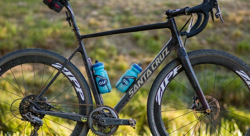 Gravel Bike: Tobin Ortenblad's Lost and Found Santa Cruz Stigmata Cyclocross Bike