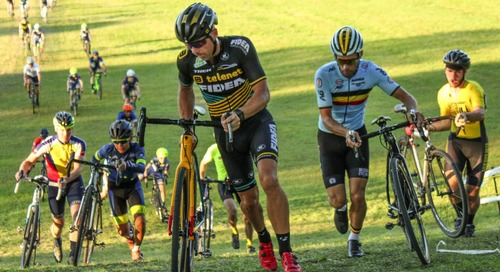 Sven-Nado Descends on Chicago at 'Cross Clinic with Sven Nys and Sven Vanthourenhout