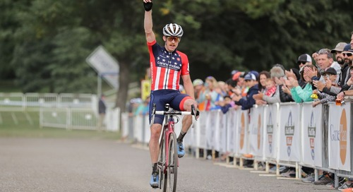 Hyde Scores an A at the First Day of Cyclocross School in Rochester – Report, Results