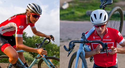 Rathbun, Haidet Return to Donnelly Cycling Team, Get New Donnelly C//C 'Cross Bikes