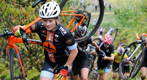 2019 U.S. Cyclocross Nationals Preview at 2018 MFG Cyclocross Mooca Liets Veldrijden