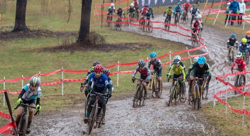 Frazier Rides, Runs to Junior Men 11-12 Victory – 2018 Louisville Cyclocross Nationals Results