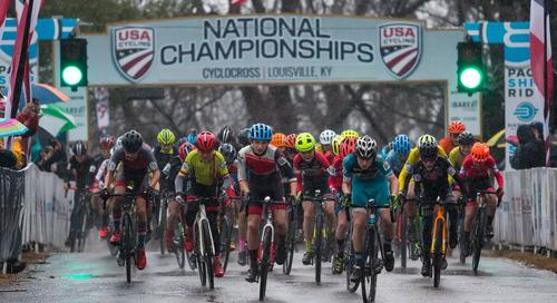 Brown Grabs Junior Men 13-14 Title – 2018 Louisville Cyclocross Nationals Results