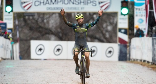 Wells Defends Masters 40-44 Title with Perfect Final Lap – Report, Results, Photos
