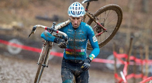 Myerson's Experience Pays Off in the Mud in Masters 45-49 Win – Report, Results, Photos