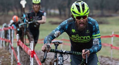 Jake Wells is the Comeback Beard at Men's Singlespeed Nationals – Report, Results, Photos