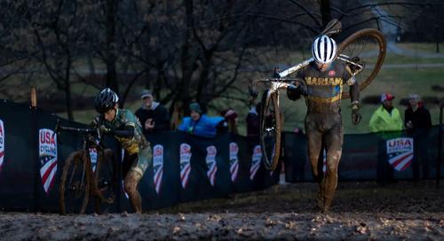 Swartz Gallops to Muddy Collegiate Varsity Victory – Report, Results, Photos