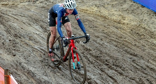 Madigan Munro's Future is Bright After First Cyclocross Season, U23 Women's Worlds