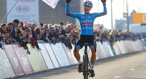 Telenet Superprestige Noordzeecross Middelkerke Results: Elite Women