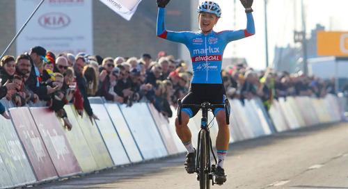 Denise Betsema Dominates Ethias Cross Beringen – Full Results