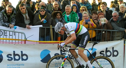 Telenet Superprestige Noordzeecross Middelkerke Results: Elite Men