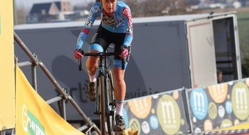 Elite Women's Results: Betsema Gets Win on Home Soil at Vestingcross Hulst