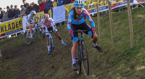 Denise Betsema Best at Superprestige Noordzeecross Middelkerke, Sanne Cant Wins Title