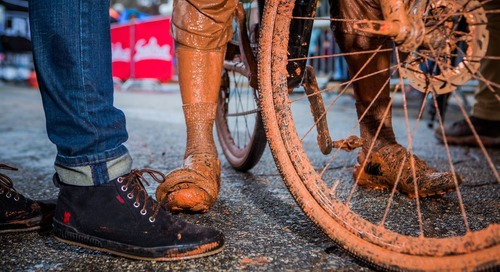'Crossers Finchamp, Nauman Best in the Mud at Mid South Gravel