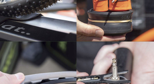 Ride Aid Round-Up: Continental Tires, Tubolito Tubes, Cushcore Lining and Ryder Valve Tool