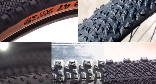 New Gravel Tires from Donnelly, Hutchinson, Kenda, Vittoria and WTB – 2019 Sea Otter Classic