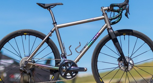 Moots Offers Softail Routt YBB Ti Gravel Bike, Updated Routt 45 – 2019 Sea Otter Classic