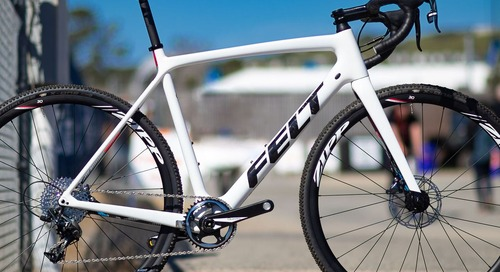 Comment on Felt's Updated Mixed Surface Cyclocross and Gravel Bikes – 2019 Sea Otter Classic by Ryan