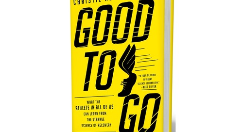 """Training Tuesday: Q&A with """"Good to Go"""" Author Christie Aschwanden on Cyclocross and Gravel"""