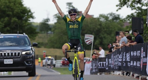 Lancy Pants! Lance Haidet Leads All-Cyclocross Podium at U23 Road Nationals