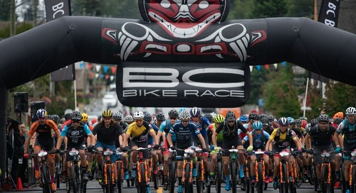 Nash, Burke Lead the Way at 2019 BC Bike Race MTB Stage Race