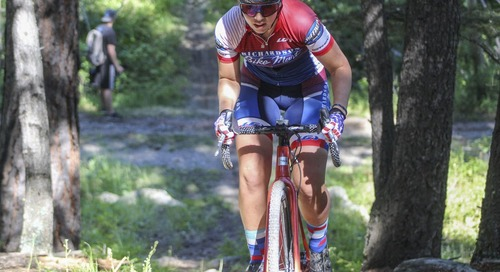 Montana Cross Camp: Texas' Abigail Yates Readies for a Busy Season of 'Cross
