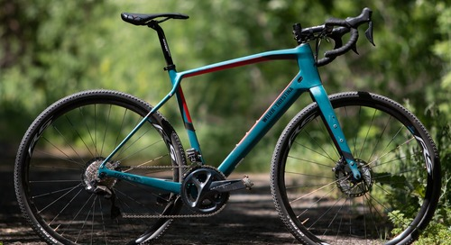 Reviewed: Wilier Triestina Jena Carbon Gravel Bike