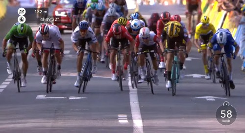 Video: Wow Wout! Tour Rookie Van Aert Victorious in Stage 10 (+ Video Interview)