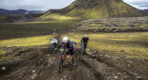Photo Gallery: Iceland's The Rift 2019 Provides Stunning Gravel Challenge