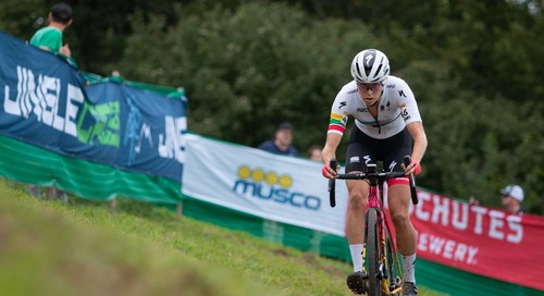 How the Cyclocross Pros Train: Maghalie Rochette, Part One