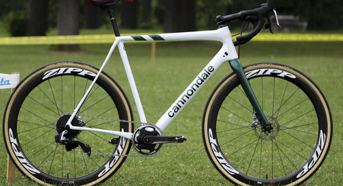 Bike Profile: Curtis White's Rochester Send-It Certified Cannondale SuperX