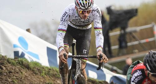 Van der Poel Makes Cyclocross Return at Superprestige Ruddervoorde – Report, Results