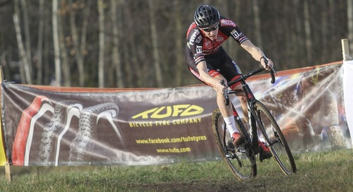 Teammates Vanthourenhout and Iserbyt Duel in World Cup Tabor – Report, Full Results