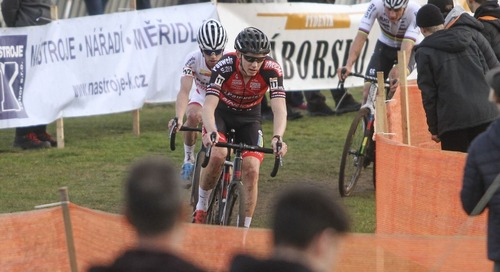Watch: 2020 Tabor UCI Cyclocross World Cup Men's Video Highlights