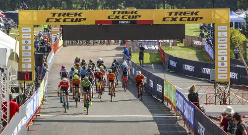 2021 Trek Cyclocross Cup: Junior Women Results