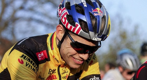 Wout Watch: Van Aert Releases Cyclocross Schedule for the Next Month
