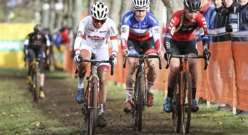 Down to Five: 2020-2021 UCI Cyclocross World Cup Schedule Revised Again