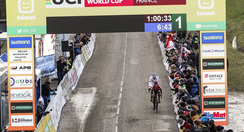 Five More UCI Cyclocross World Cup Stops Canceled