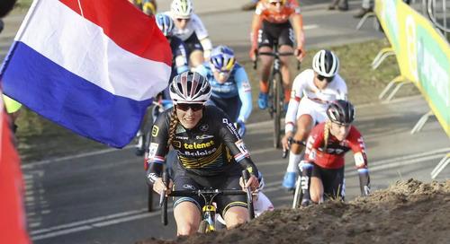 Aniek van Alphen Takes 2020 Rapencross de Lokeren – Full Results